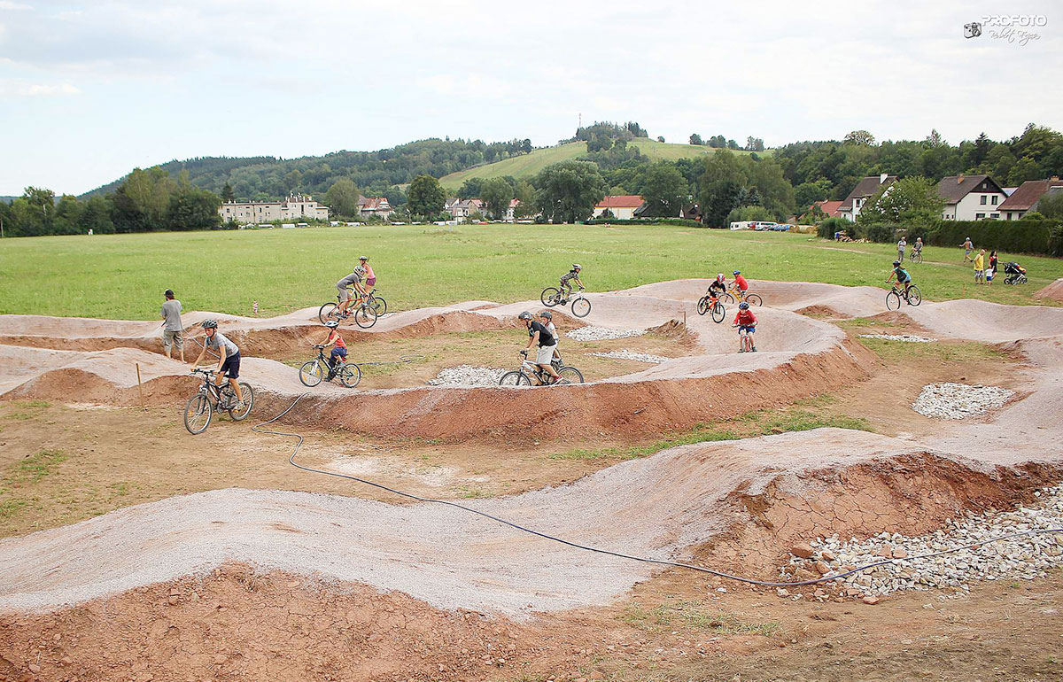 Aktivity Sport Pumptrack 2