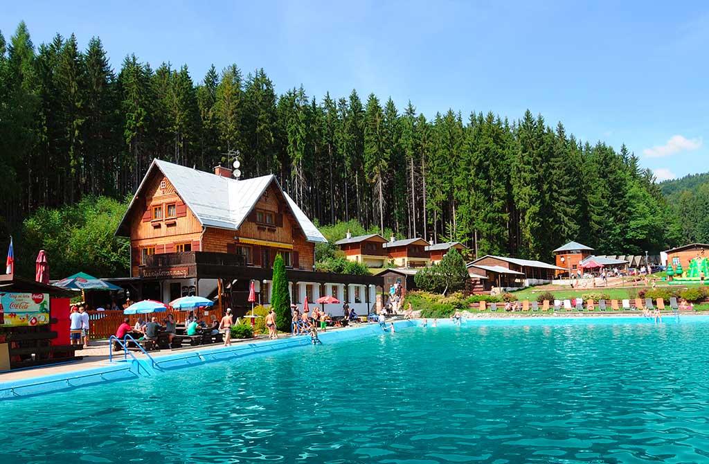 Retropark Lesní plovárna – Sejfy